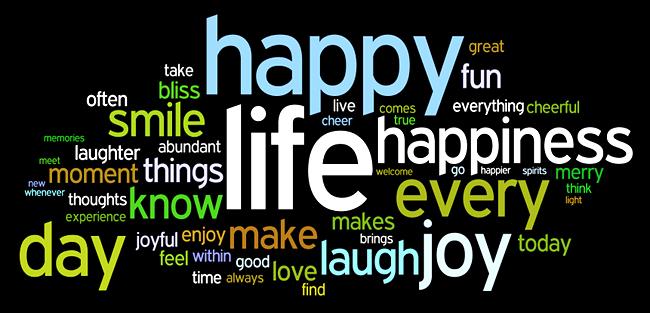 Mutluluk Çok Zor Olmamalı